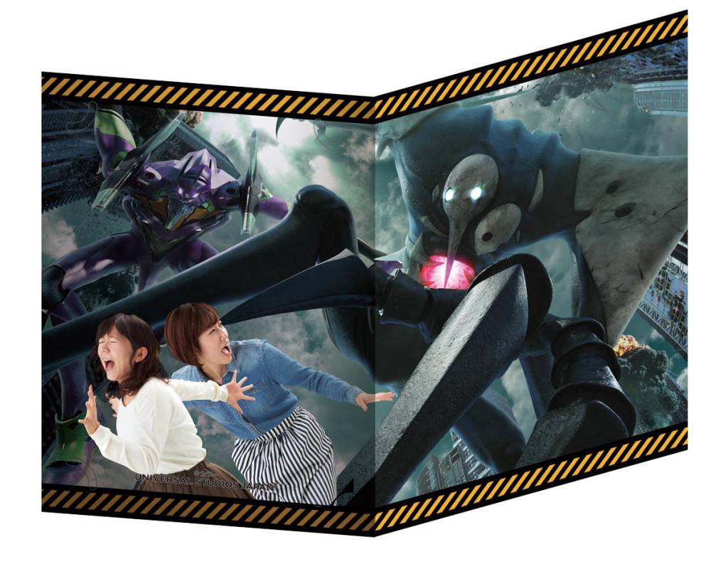 USJ、VRアトラクション『エヴァンゲリオン XRライド』を7月6日 ...