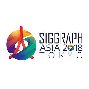 VRonWEBMEDIAは、SIGGRAPH Asia 2018のメディアパートナーです。